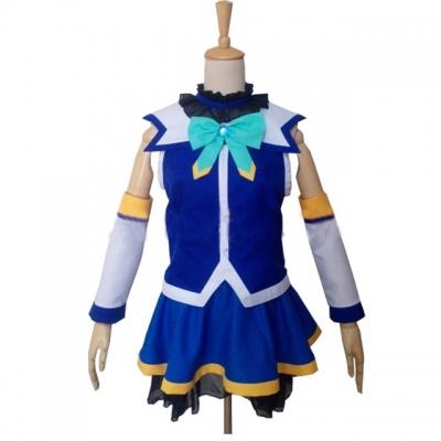 Косплей костюм Аква KonoSuba