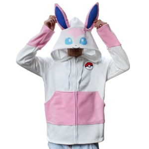 Толстовка Sylveon Pokemon