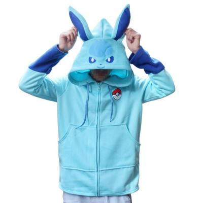 Толстовка Glaceon Pokemon