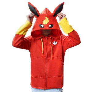 Толстовка Flareon Pokemon