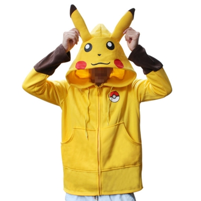 Толстовка Pikachu Pokemon