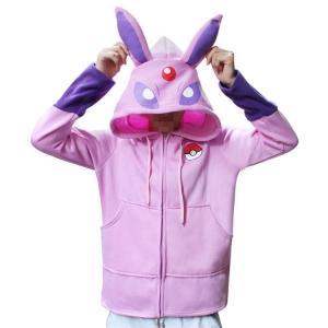 Толстовка Espeon Pokemon