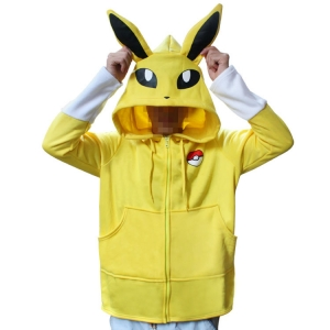 Толстовка Jolteon Pokemon