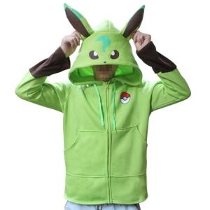 Толстовка Leafeon Pokemon