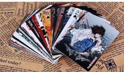 Карты Death Note