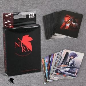 Набор игральных карт Evangelion