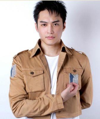 Куртка - Атака титанов