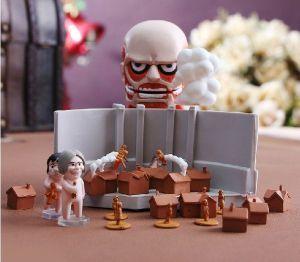 Набор фигурок Атака Титанов