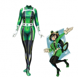 Косплей костюм Асуи Тсую Boku No Hero Academia
