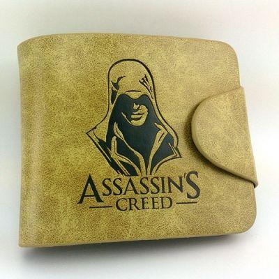 Бумажник в стиле игры «Assassin's Creed: Black Flag».