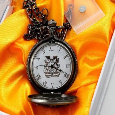 Часы-брелок семьи Вонгола из аниме «Учитель-мафиози Реборн!»