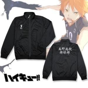 Куртка старшей школы Карасуно Haikyuu!!