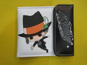 Бумажник с Реборном из аниме «Учитель-мафиози Реборн!»