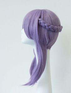 Фиолетовый парик Шиноа Хираги