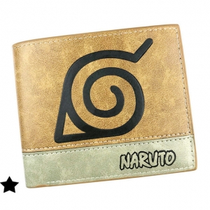 Бумажник Наруто