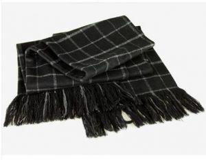 Черный шарф Нацу