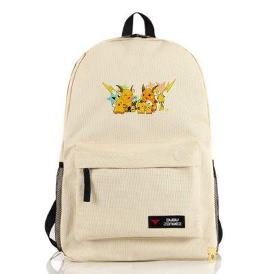 Рюкзак с покемонами, разные изображения