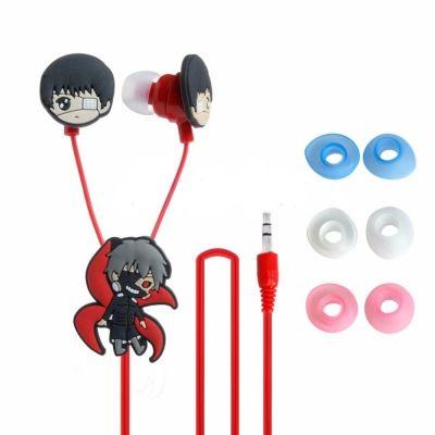 Вакуумные наушники Канеки Tokyo Ghoul