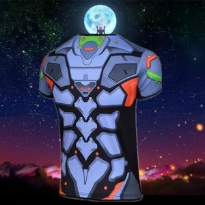 Футболка EVA 01 Neon Genesis Evangelion