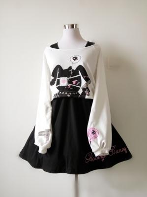 Лоли-платье Кролик