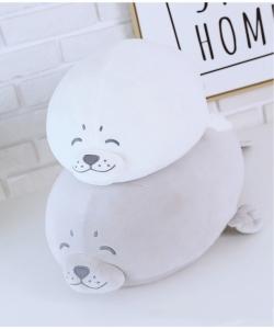 Плюшевая игрушка тюлень