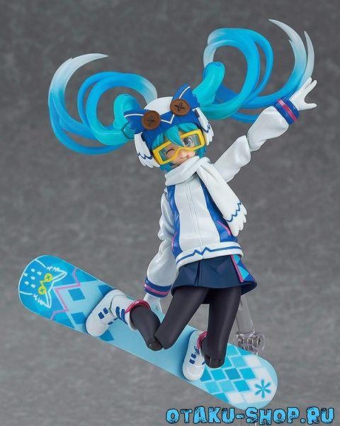 Купить Фигурка Хатсуне Мику на лыжах в аниме магазине с ...