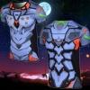 дополнительные фото Футболка EVA 01 Neon Genesis Evangelion