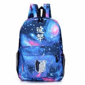 Космический рюкзак с эмблемой Атаки Титанов