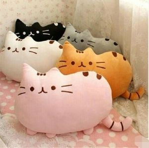 Плюшевый кот Pusheen