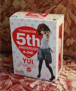 фигурка Юи Хирасавы из K-On!
