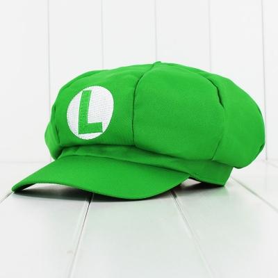 Кепка Луиджи Super Mario Bros