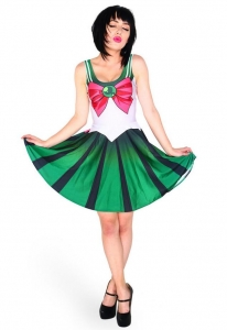 Sailor Moon платье Сэйлор Нептун