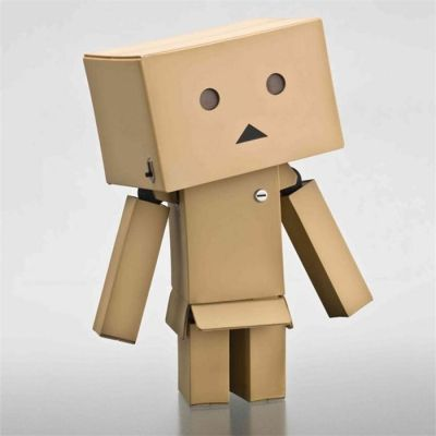 Danboard Danbo - человек коробочка