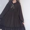 дополнительные фото Готическое лоли-платье