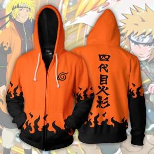 Толстовка Коноха Naruto