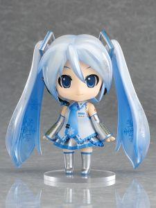 Новогодняя фигурка Hatsune Miku