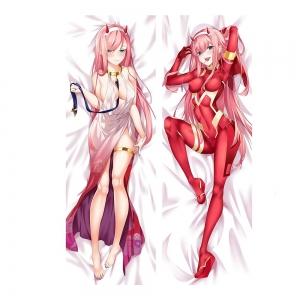 Дакимакура Zero Two Darling in the FranXX