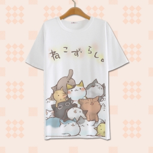 Футболка Neko Atsume Cats