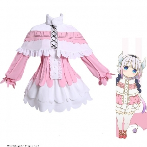 Платье Канны Kobayashi-san Chi no Maid Dragon