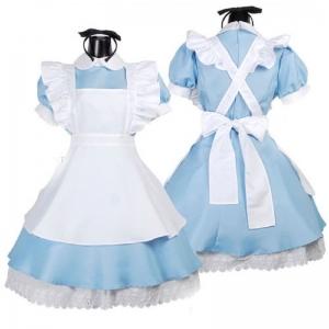Косплей костюм Алиса в Стране Чудес