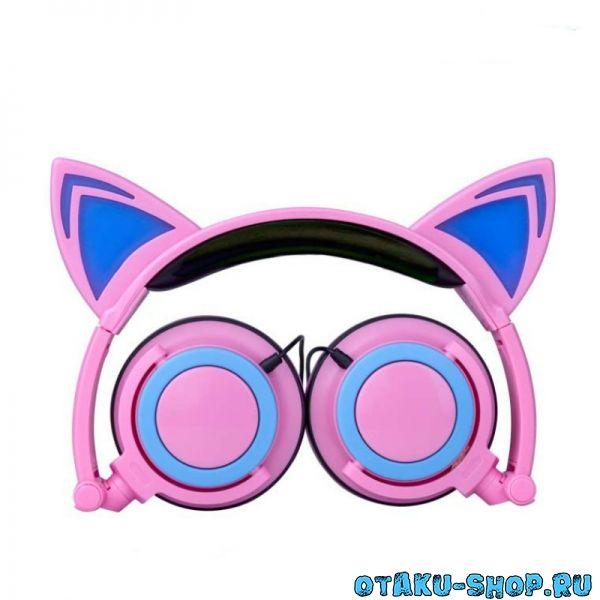 Купить Наушники с кошачьими ушками в аниме магазине с ...