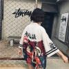 дополнительные фото Рубашка в японском стиле белая