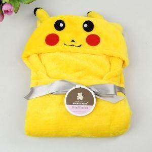 Одеялко пикачу
