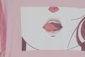дополнительные фото Футболка Anime Lips розовая