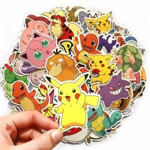 Набор стикеров Pokemon