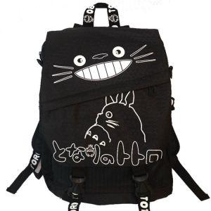 Чёрный рюкзак Мой сосед Тоторо