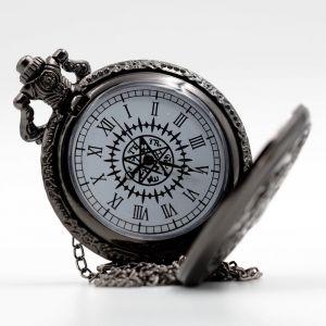 Карманные часы Тёмный Дворецкий
