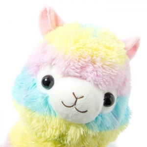 Мягкая игрушка альпака