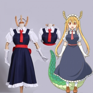 Платье Тору Kobayashi-san Chi no Maid Dragon