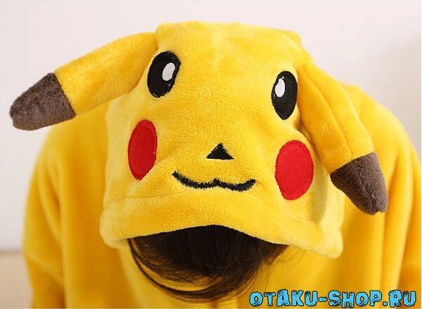 дополнительные фото Кигуруми покемон - Пикачу дополнительные фото Кигуруми  покемон - Пикачу a20fd8ae5a684